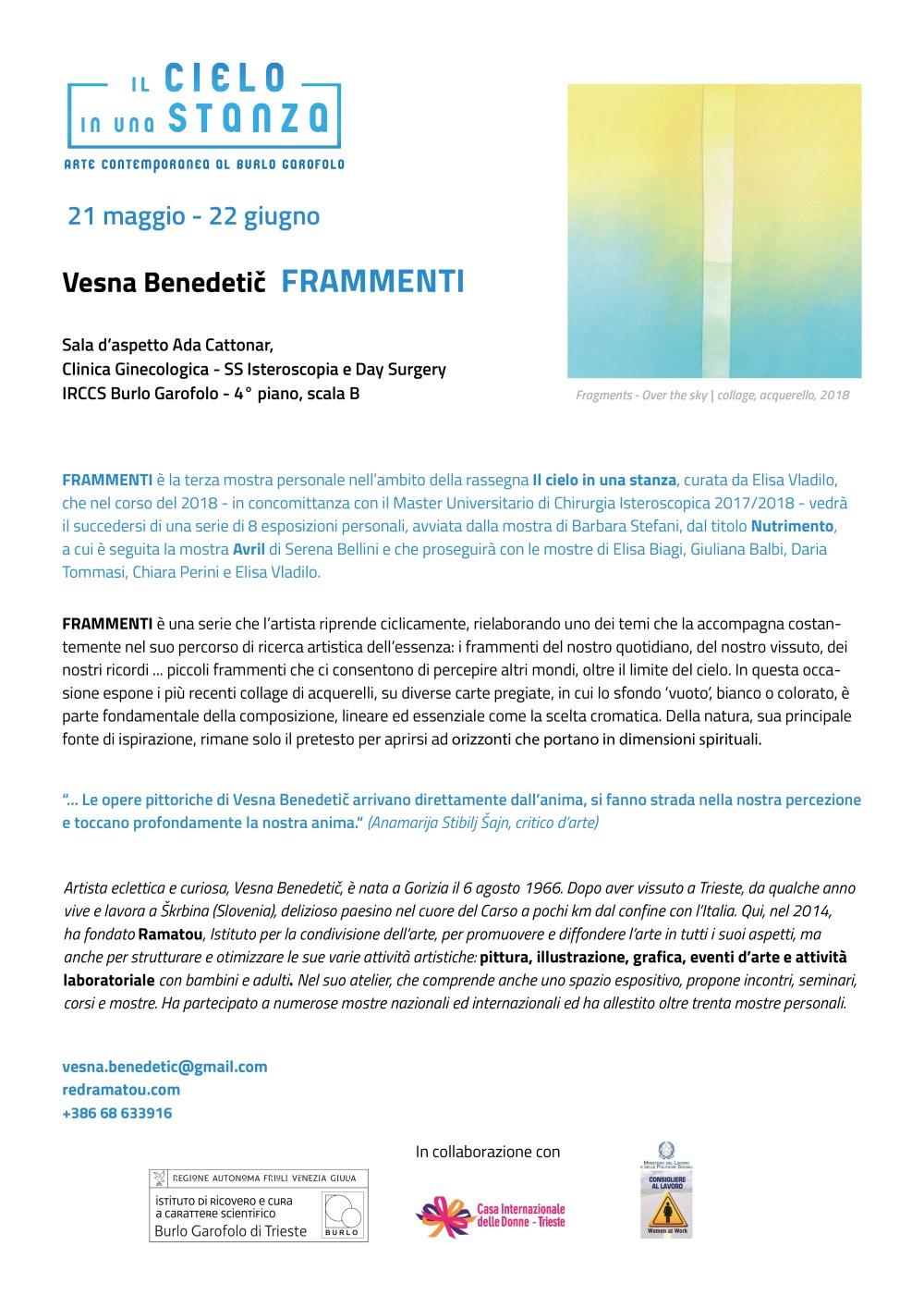 FRAMMENTI_benedetic_locandina